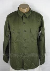 Leger uniform jasje -  groen - meerdere maten - veel op voorraad - origineel