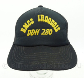 Britse Royal Navy baseball cap HMCS Iroquois DDH-280 - one size - origineel