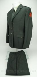 Nederlands leger DAMES GLT of DT2000 jas met broek set ONGEBRUIKT - maat 40  - origineel