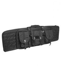 Geweer tas geweer foudraal - Rifle case - zwart 105cm