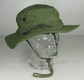 Boonie hat / Bush hat - Luxe model Ripstop - Groen