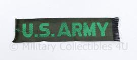 US Army branch naamlint  - 10 x 2,5 cm