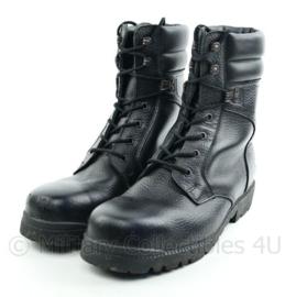 Zwarte Militaire legerkisten - maat 26 tm. 30 - origineel!