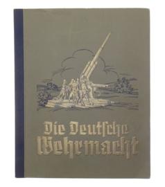 Zigarettenbilder Album - Die Deutsche Wehrmacht - compleet