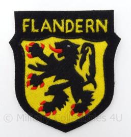 """SS-Freiwilligen Panzergrenadier Division """"Flandern"""" Vlaams legioen armschild"""
