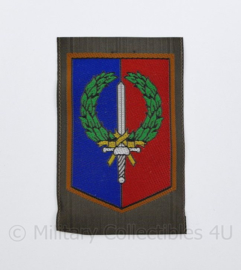 Nederlands DT tot 2000 Combat Support Command embleem -  origineel