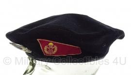 Oekraïense Paratrooper Baret met insigne - Maat 57 -  origineel