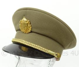 Tsjechische of Slowaakse leger pet - maat 56 - origineel