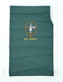 Halsdoek Allied Joint Force Command (  JFC) Brunssum -37x23,5x0,5 cm - origineel