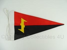 WA fiets vlaggetje (dubelzijdig) replica