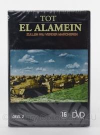 DVD Tot El Alamein zullen wij verder marcheren (deel 2)