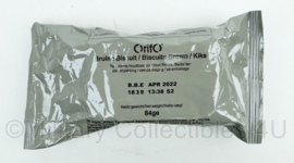 Orifo rantsoen Bruine Biscuit 84 gram - B.B.E Apr 2023