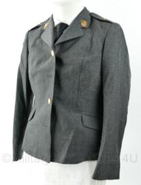 Deense leger dames uniform jas  maat 40 - met insignes - origineel