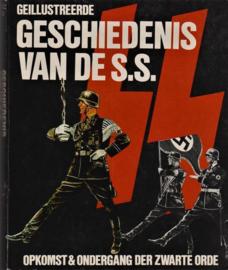 Boek Geschiedenis van de S.S. - Opkomst & Ondergang der zwarte orde