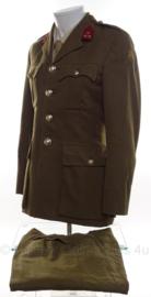 KL Nederlandse leger DT uniform SET uit 1954 Kapitein - Intendance - maat Medium - origineel