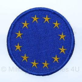 KMAR, politie of leger Internationale missies embleem - 7,5 cm - origineel