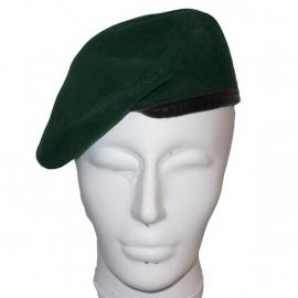 Commando Baret KCT model - donker groen  meerdere maten - origineel