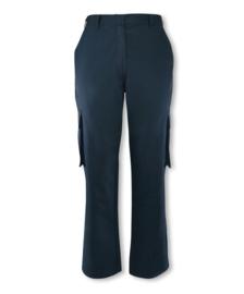 Alexandra Women's Cargo Trouser - Navy Blue - NIEUW -
