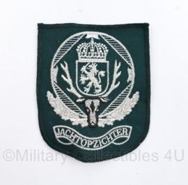 Korps Rijkspolitie Jachtopzichter mouwembleem - 10 x 8 cm - origineel