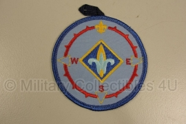 Onbekende Police patch Canada of scouting - origineel