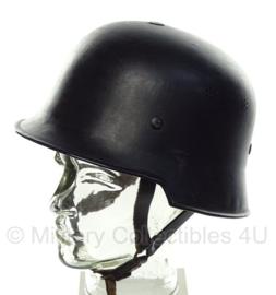 WO2 Duitse Polizei helm DRP - maat 57 - volledig origineel