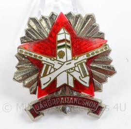 Bulgaarse of Hongaarse insigne - origineel