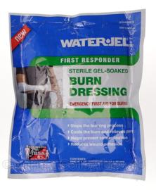 Watergel First Responder Burn dressing 10 x 40 cm. - tht 5-2018 - origineel