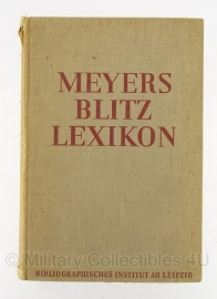 Encyclopedie Meyers Blitz Lexikon - origineel 1933