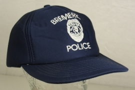 Bremerton Police Baseball cap - Art. 524 - origineel