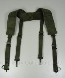 US Army M56 suspender /Combat Harness Suspenders - vietnam oorlog - maat Regular - origineel