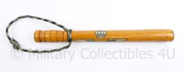 Klu Luchtmacht bewaking mini baton - als aandenken aan 2GGW groep geleide wapens - 23 x 2 cm - origineel