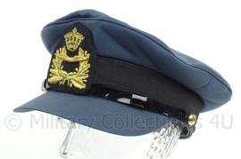 KLU Luchtmacht pet officier - Hassing BV - maat 57 - origineel