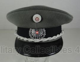 Oostenrijkse leger platte pet - manschap - maat 58 - veel op voorraad - origineel