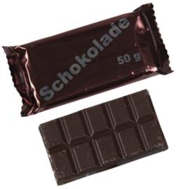 Bundeswehr chocoladereep  50 gram.