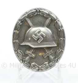 WO2 Duitse Verwundete abzeichen in Silber - maker 30