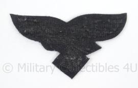 Luftwaffe borstadelaar blauw - officier