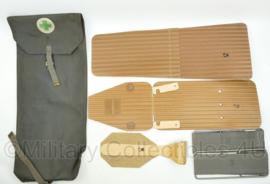 Arm en been botbreuk stabilisatie set - Deense leger - origineel