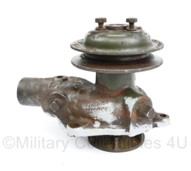 Wo2 US Jeep Willys MB Waterpomp - 21,5 x 16 x 12 cm -  origineel