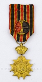Belgische gouden medaille - Origineel