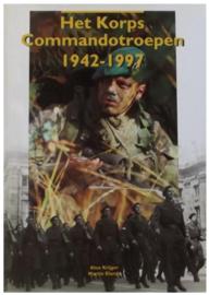 Boek KCT Korps commandotroepen 1942-1997