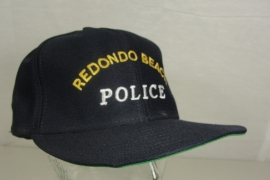 Redondo beach Police Baseball cap - Art. 576 - origineel