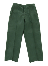 US Army Class A DT uniform broek groen Dress Green - meerdere maten - origineel