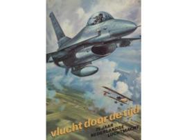 Boek 'Vlucht door de tijd - 75 jaar Nederlandse Luchtmacht' - kolonel A.P. de Jong