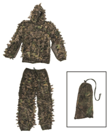 Real Tree camo Ghillie suit 3D