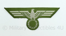 Heer M40 adelaar Bevo kant en klaar - zonder swastika