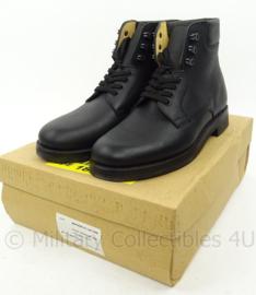 KMAR Marechaussee Jodhpur DT heren schoenen Day & Night zool - enkelmodel - nieuw in doos - maat 280B /44 Breed - origineel