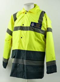 Britse Politie Police Welsh Police Staff Press Officier Jack uniek - YR Heddlu Swyddog Y Wagg - maat Medium - nieuw - origineel