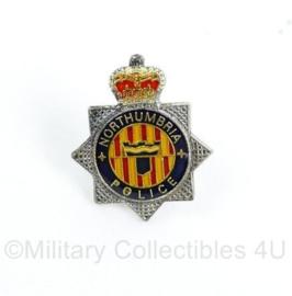 Britse Northumbria Police speld  - origineel