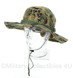 USMC US Marine corps marpat Camo cover bush hat - maat Large - origineel