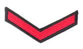KM Nederlandse Marine schouder rang ENKEL - Matroos der 2e klasse - origineel